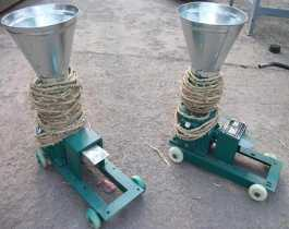 125 small pellet machine